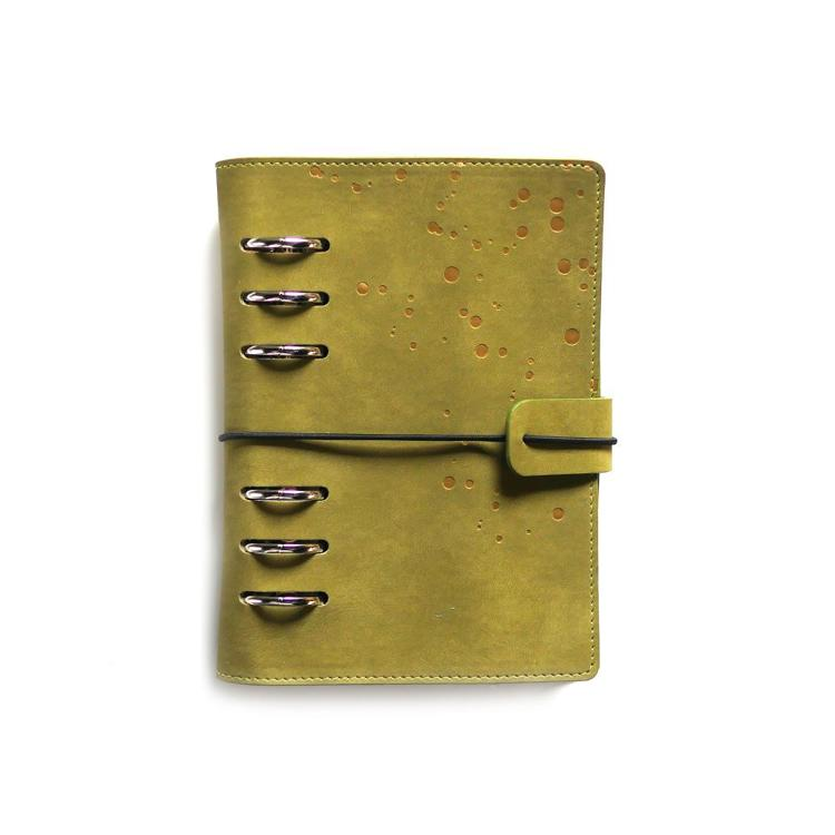 Elizabeth Craft Design - SIDEKICK - Olive with Gold Splatter