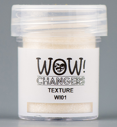 WOW! Embossing Powder - Changers - Texture WI01