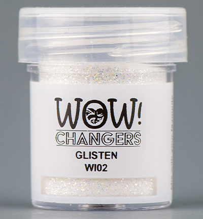 WOW! Embossing Powder - Changers - Glisten WI02