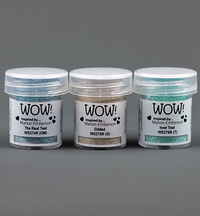 WOW! Embossing Powder - Trio Set - Toteally Amazing