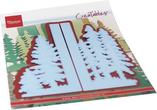 Marianne Design - Creatable - Gate folding Tinys Forest
