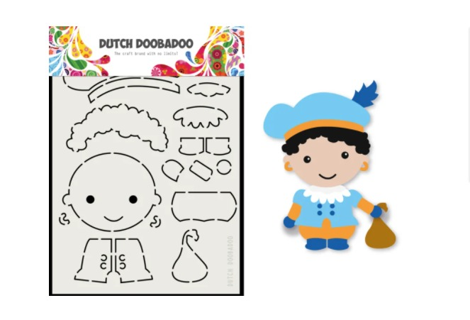 Dutch Doobadoo - Dutch Build Up Art - Piet