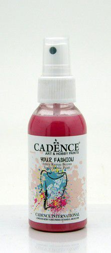 Cadence - Your fashion spray textiel verf - Fuchsia
