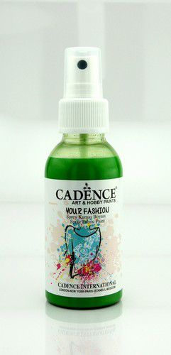Cadence - Your fashion spray textiel verf - Gras groen