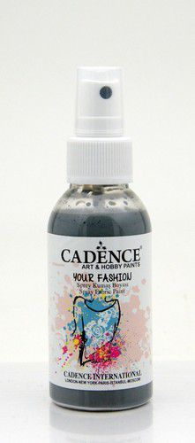 Cadence - Your fashion spray textiel verf - Grijs