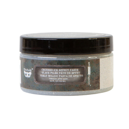 Finnabair Extravagance Effect Paste - Iridescent Glitter - Crushed Ice
