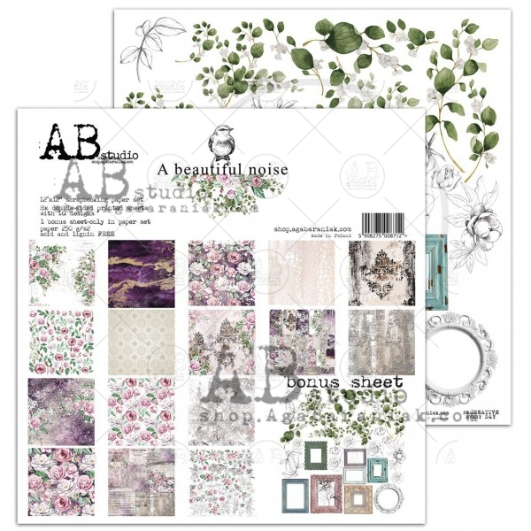 Collection Kit - AB Studio - A Beautiful Noise