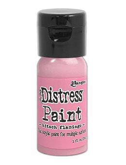 Distress Paint Flip Top - Kitsch Flamingo