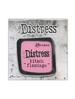 Tim Holtz - Distress® Enamel Pin - Kitsch Flamingo