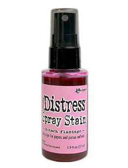 Distress Stain Spray - Kitsch Flamingo