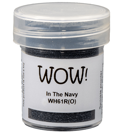 WOW! Embossing Powder - Primary - In The Navy