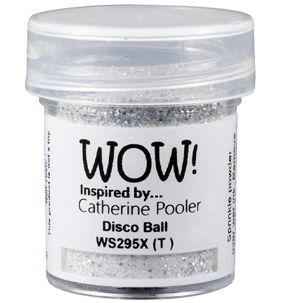 WOW! Embossing Powder - Glitters - Disco Ball