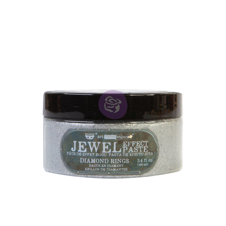 Finnabair - Jewel Texture Paste - Diamond Rings