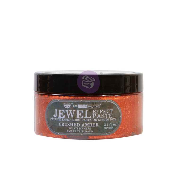 Finnabair - Jewel Texture Paste - Crushed Amber