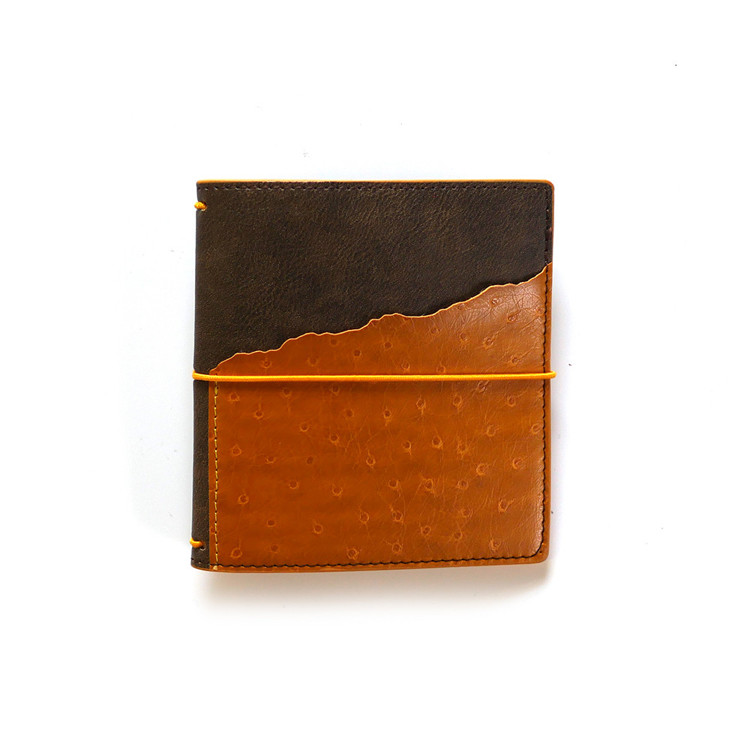 Elizabeth Craft Design - Travelers Notebook -  Picture It - Ochre/Brown
