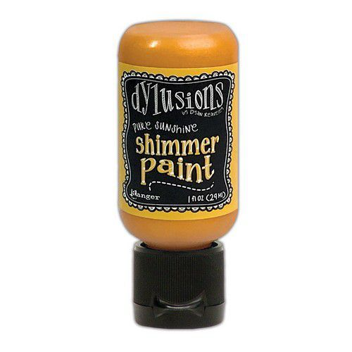 Ranger - Dylusions Paints Bottle 29,6ml - Shimmer - Pure Shine