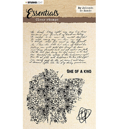 Studio Light - Essentials By Jolanda de Ronde - Clearstamp - STAMPBJ04