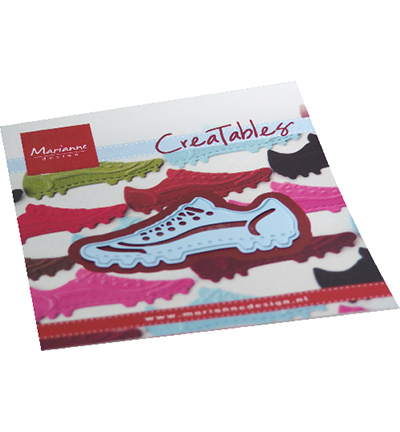 Marianne Design - Creatable - Soccer shoe