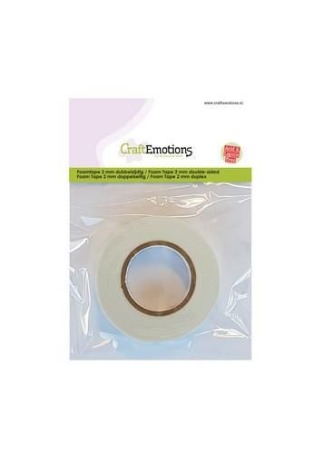 CraftEmotions - 3D Foam Tape - 2mm