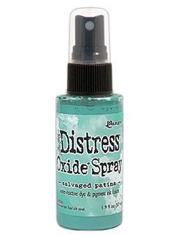Distress Oxide Spray -  Salvaged Patina