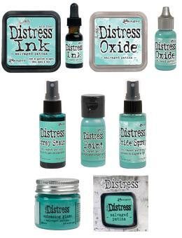 Complete collectie - New Distress Ink Color - April 2021