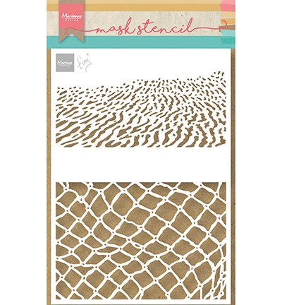 Marianne Design - Mask Stencil - Tiny's Beach