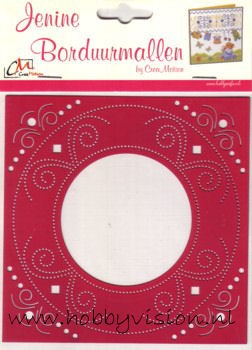 Jenine - Borduurmal BS323530