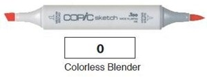 Copic Markers Sketch - 0 Colorless Blender