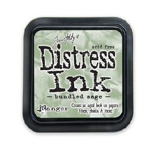 Distress Inkt - Bundled sage