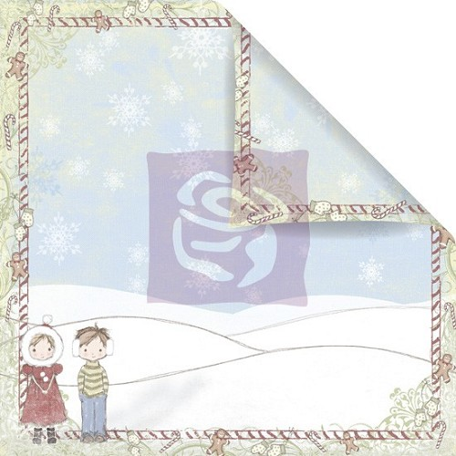 Scrappapier PM - Jack n` Jill Coll. - Season greetings