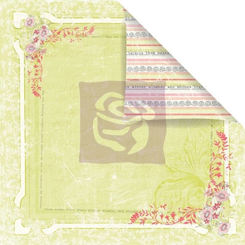 Scrappapier PM - Sparkling spring coll. - amie