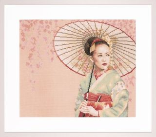 lanarte - culture collection - geisha