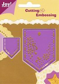 Joy! Crafts Cutting & Embossing - 6002/0061