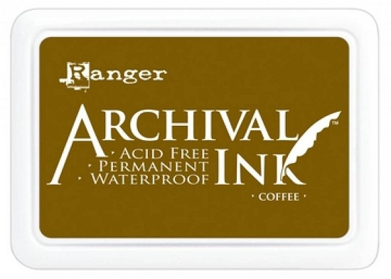 Ranger - Archival inkt - Coffee