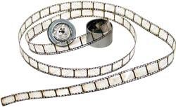 Tim Holtz - Filmstrip ribbon