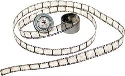 Tim Holtz - Filmstrip ribbon