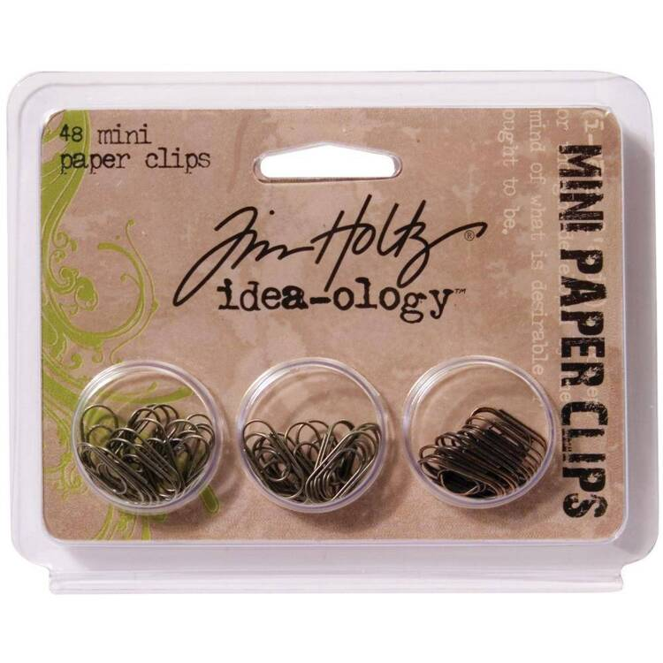 Tim Holtz - Mini Paper clips