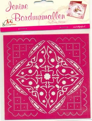 Jenine - Borduurmal BS372299