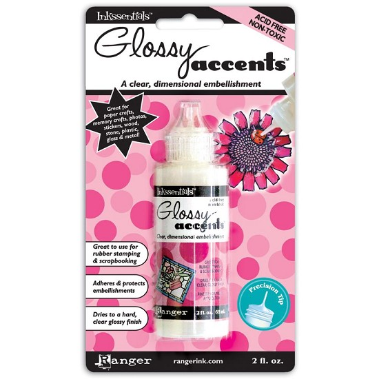 Ranger - Glossy Accents - 2 ounces