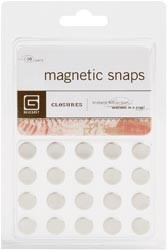 Magneetjes - Basic Grey