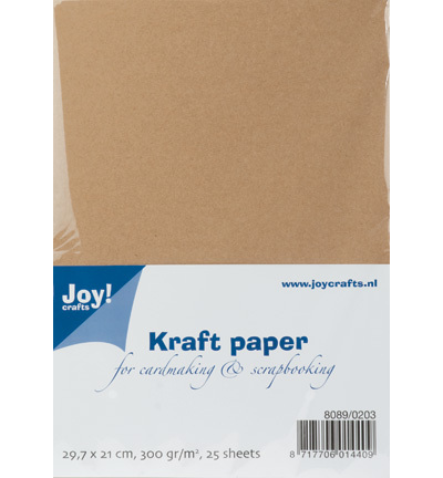 Joy! Crafts - Kraft papier A4