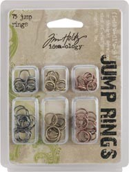 Tim Holtz - Idea-Ology Jump Rings