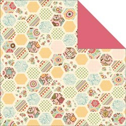 Scrappapier - Time For Spring - Honeycomb