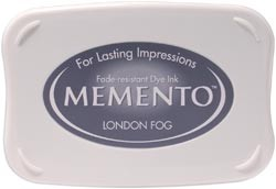 Memento inkt - London Fog