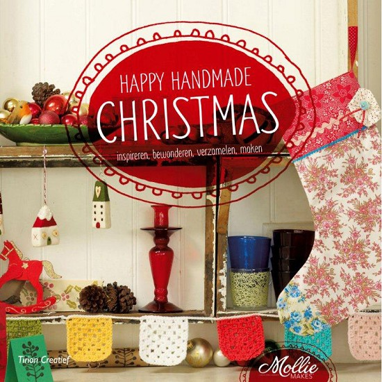 Boek - Happy Handmade Christmas