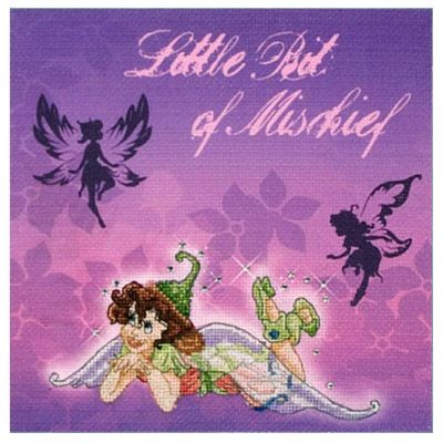 Disney - Fairies - Little bit of Mischief
