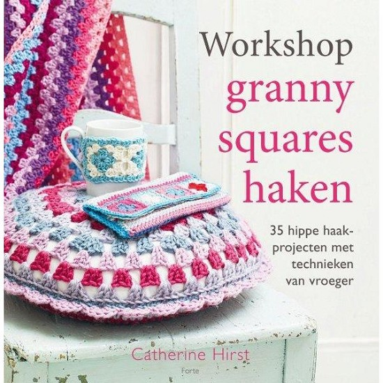 Haakboek - Workshop Granny Squares Haken