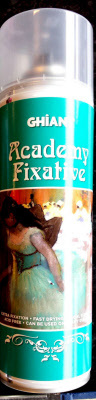 Fixative Spray - 500 ml