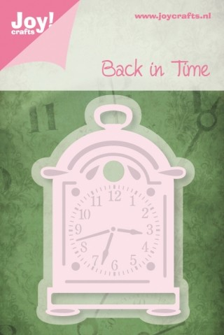 Joy! Crafts - Noor! Design - Back in Time - Pendule
