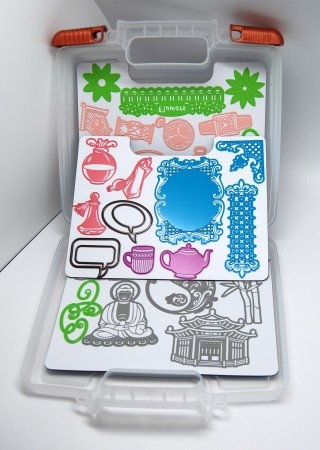 Joy! Crafts - Magnetic Storage Case